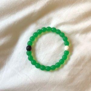 Green lokai bracelet size s